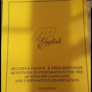 AP English Language and Composition Workbook